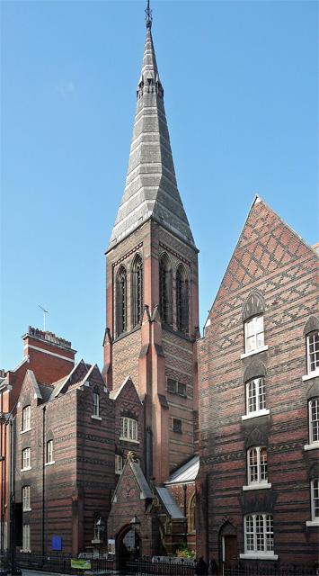 All Saints, Margaret Street - Wikipedia