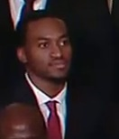 Andre McGee at the White House in 2013.jpg