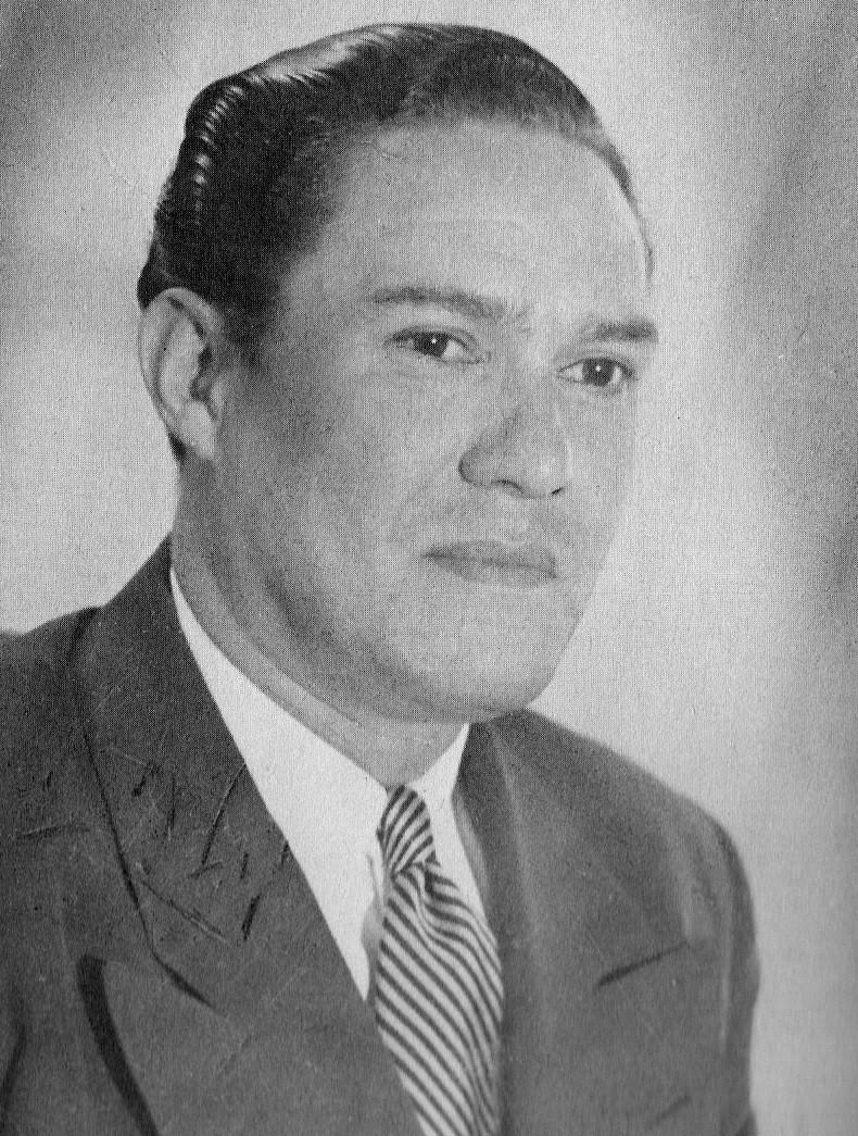 Antonio Estévez en 1950