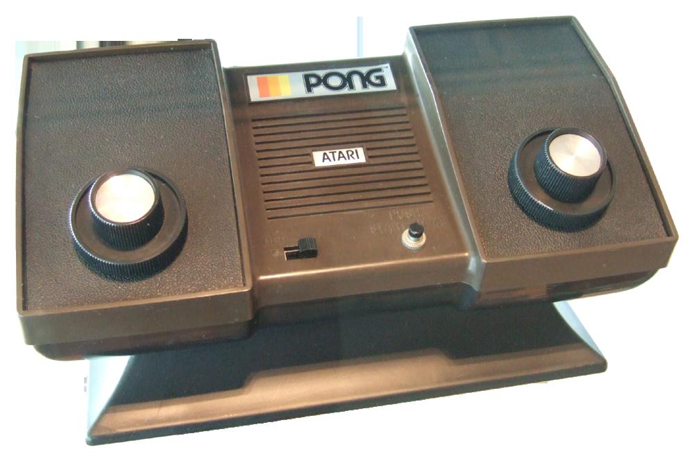 Atari pong wikipedia la enciclopedia libre - Original atari game console ...
