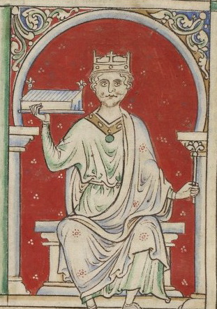 English: William II Rufus, King of England. (B...