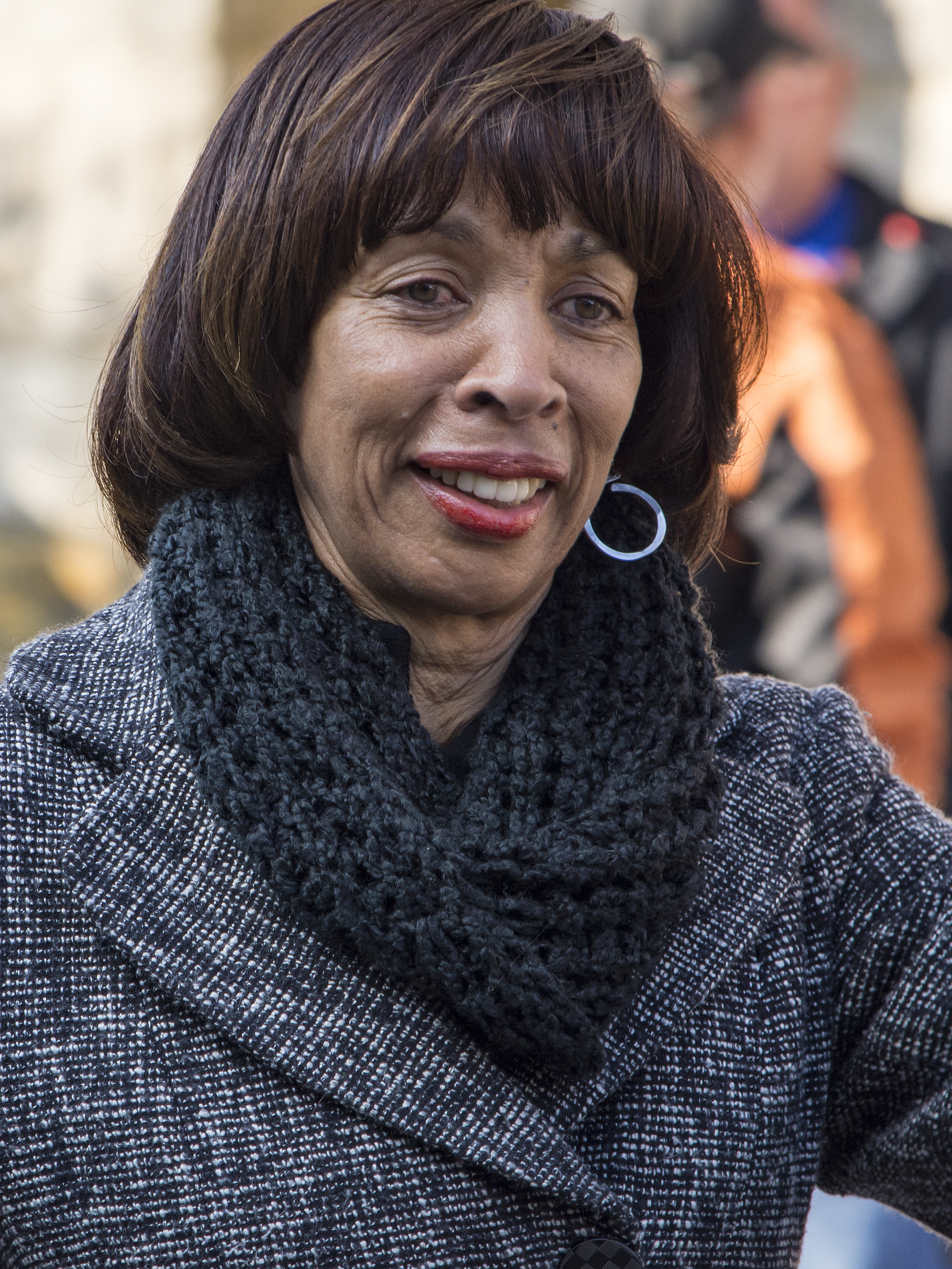 Image: Mayor Pugh