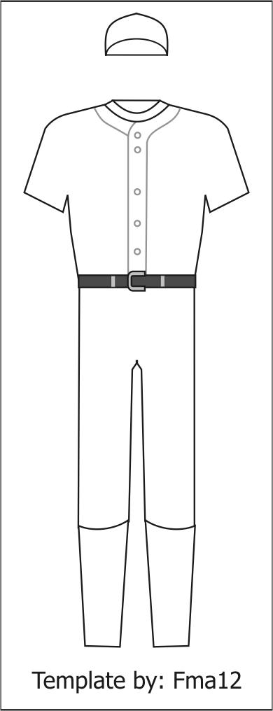 file baseball uniform template png wikimedia commons
