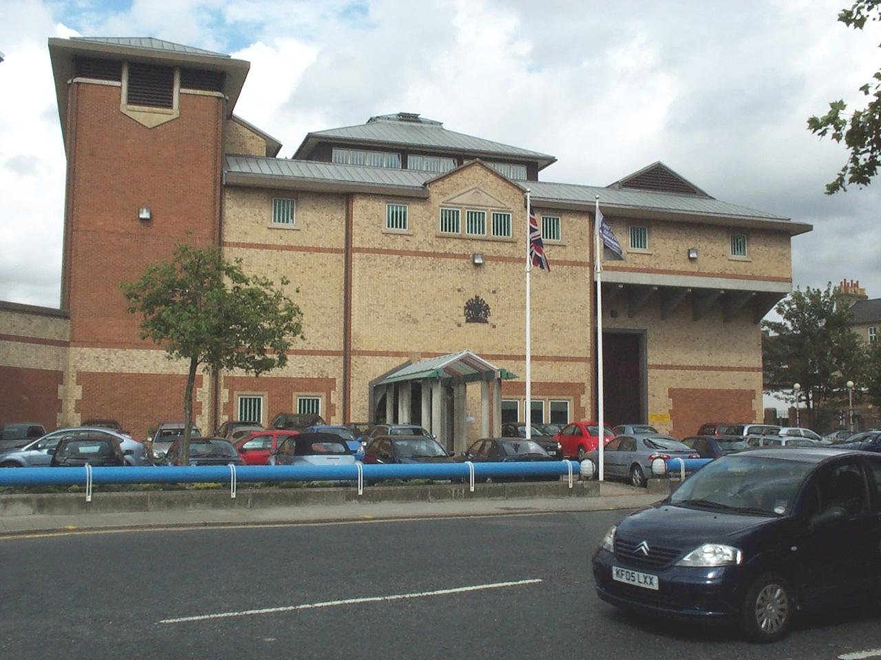 HM Prison Bedford - Wikipedia
