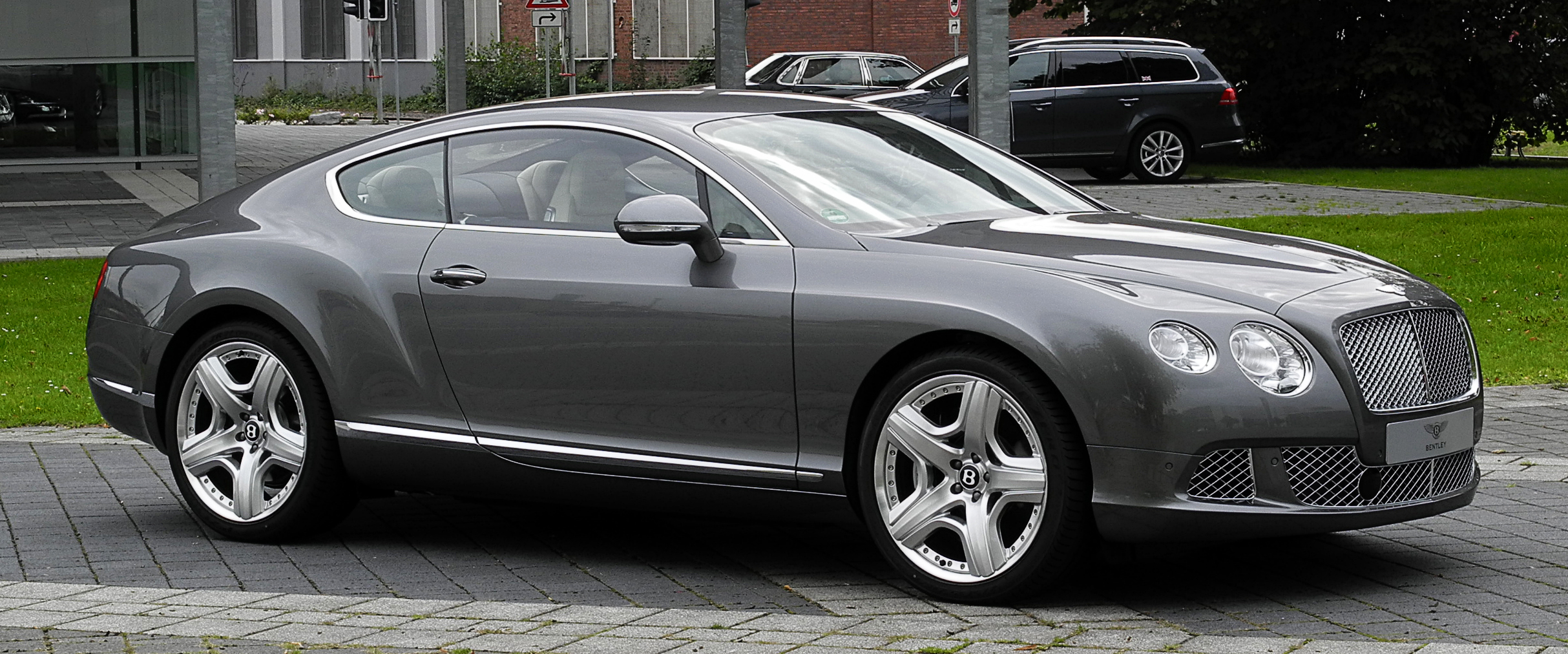 file bentley continental gt ii frontansicht 6 30 august 2011 rh commons wikimedia org