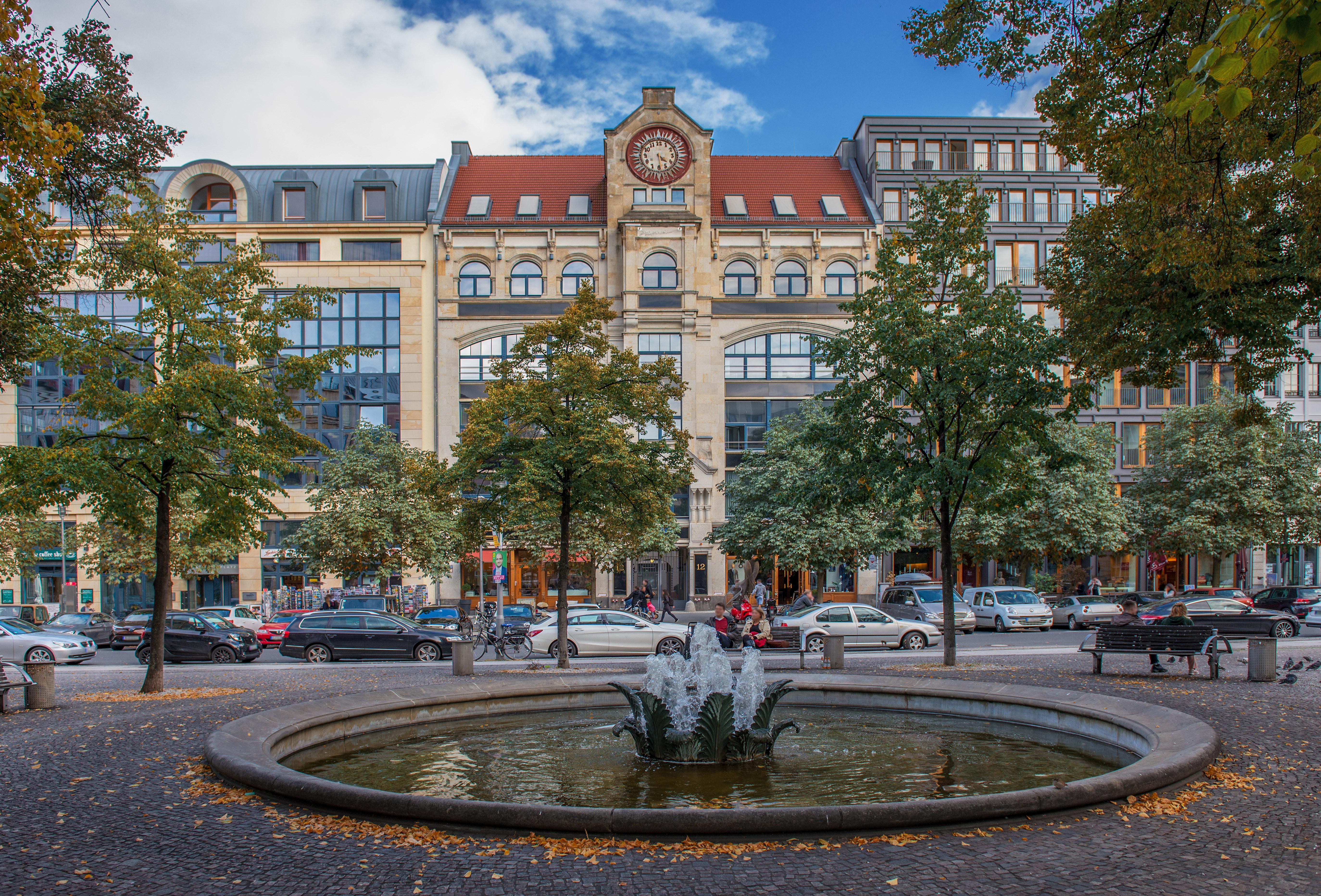 Hausvogteiplatz Wikipedia
