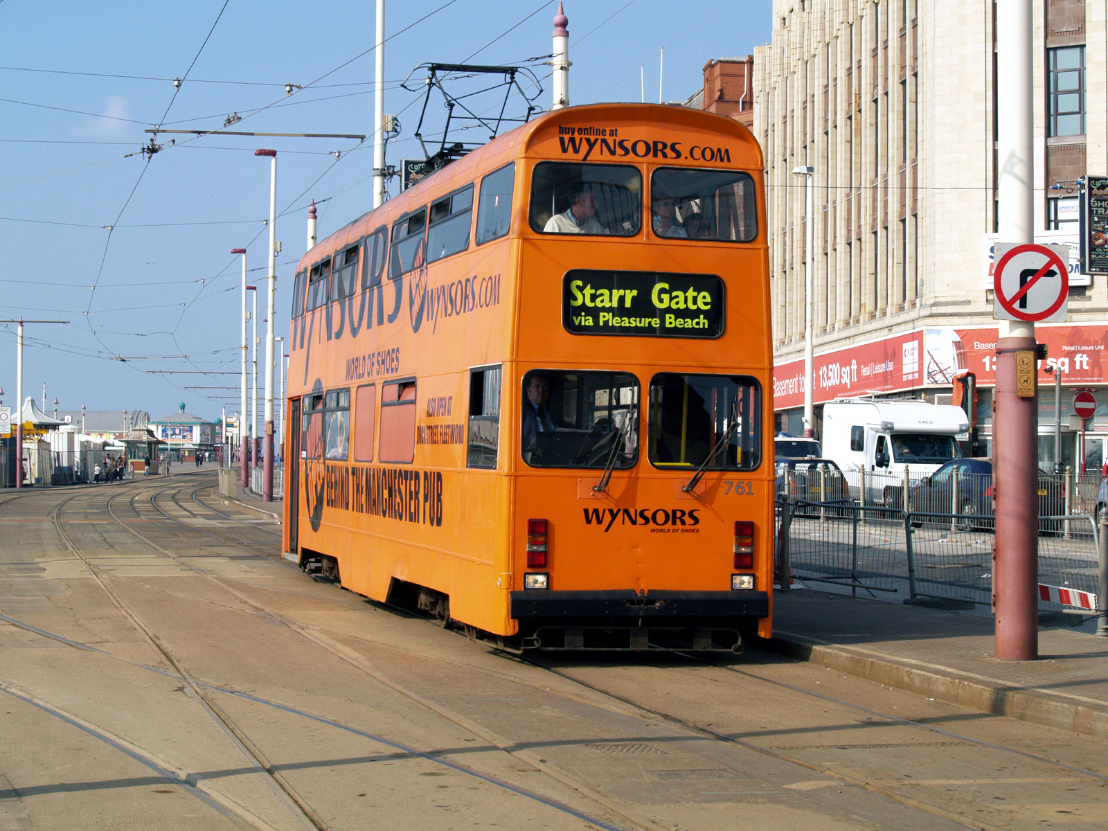 Blackpool Transport Services Limited car number 761.jpg Blackpool Transport Services Limited car number 761, a Blackpool Borough Council Transport ?Jubilee