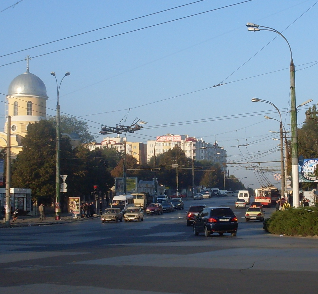 Chisinau rope road, which Chisinau residents themselves do not know about (Moldova) 80