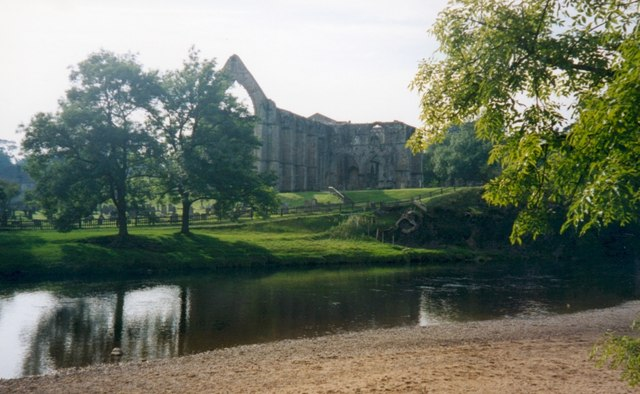 Bolton Abbey - geograph.org.uk - 143742