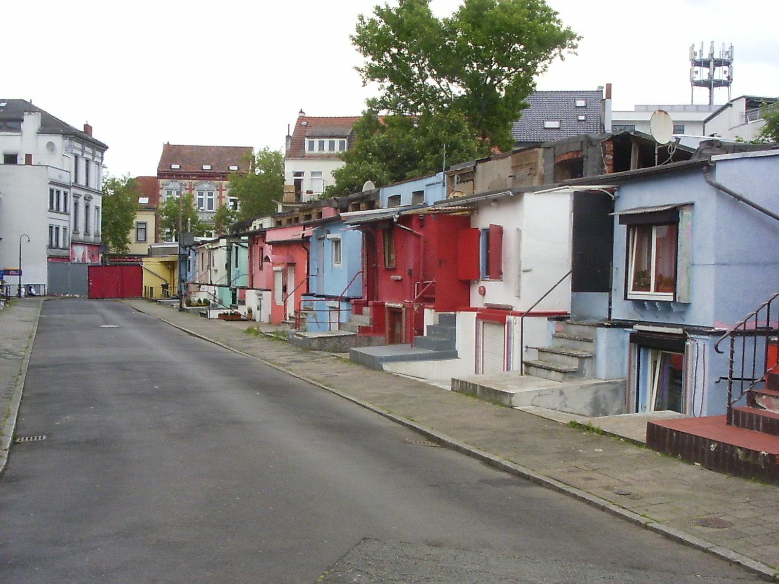 Hure Bremerhaven