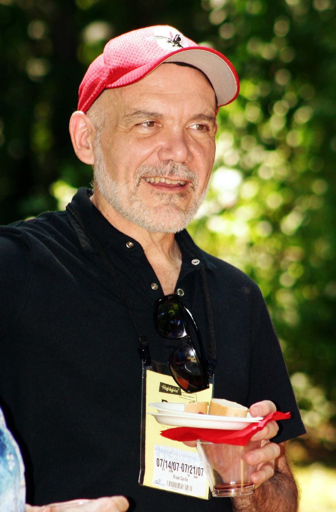 Coville in 2007