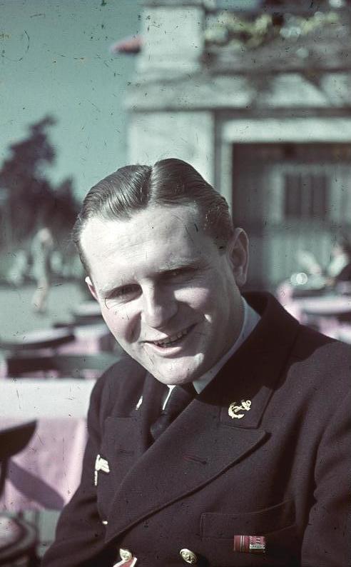 Image of Horst Grund from Wikidata