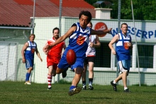 Australian rules football in Europe