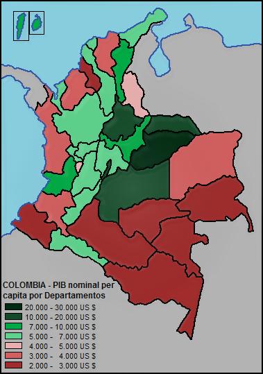 Departamentos Productores De Cafe En Colombia
