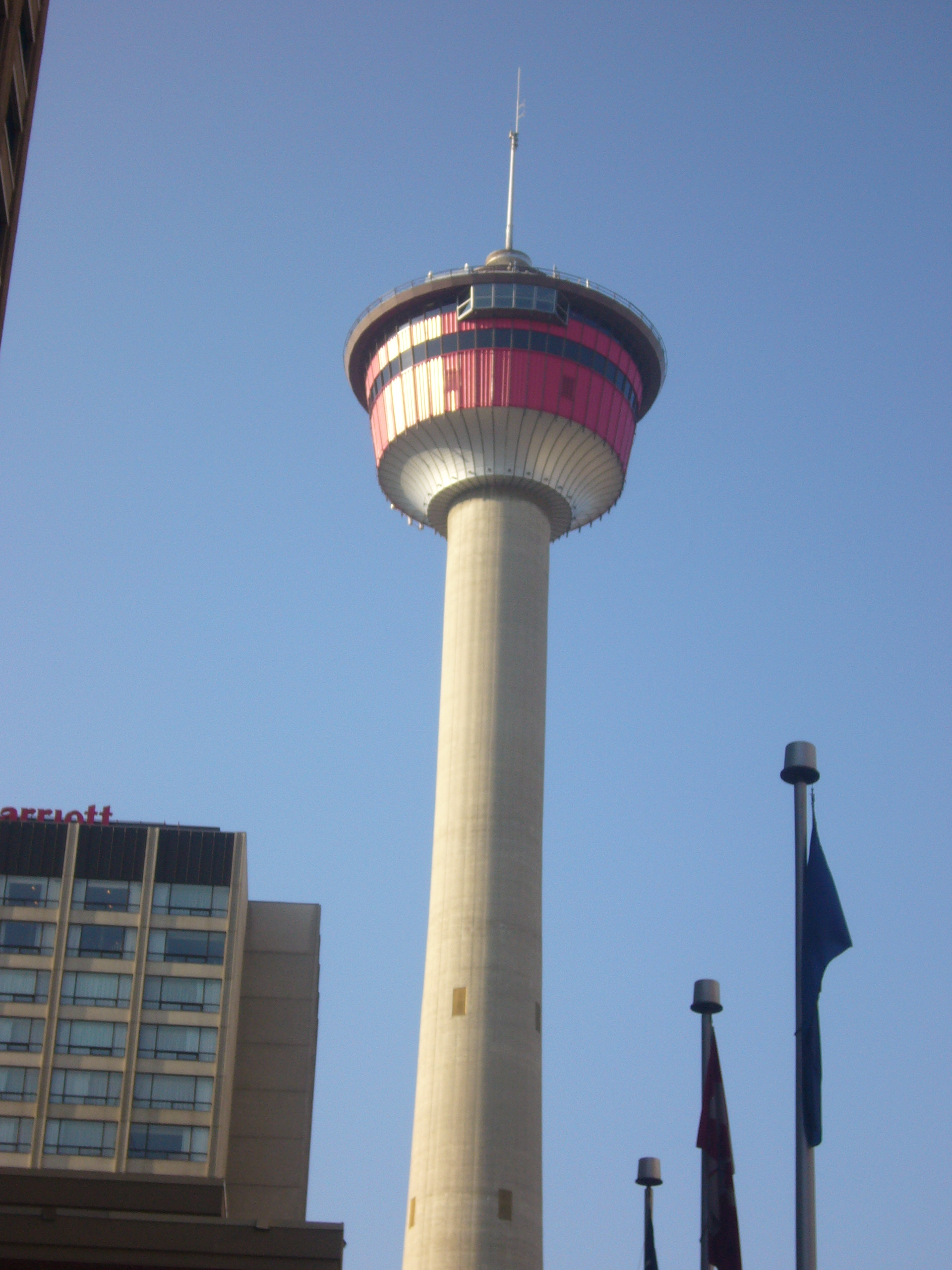 Calgary Tower Restaurant Reviews