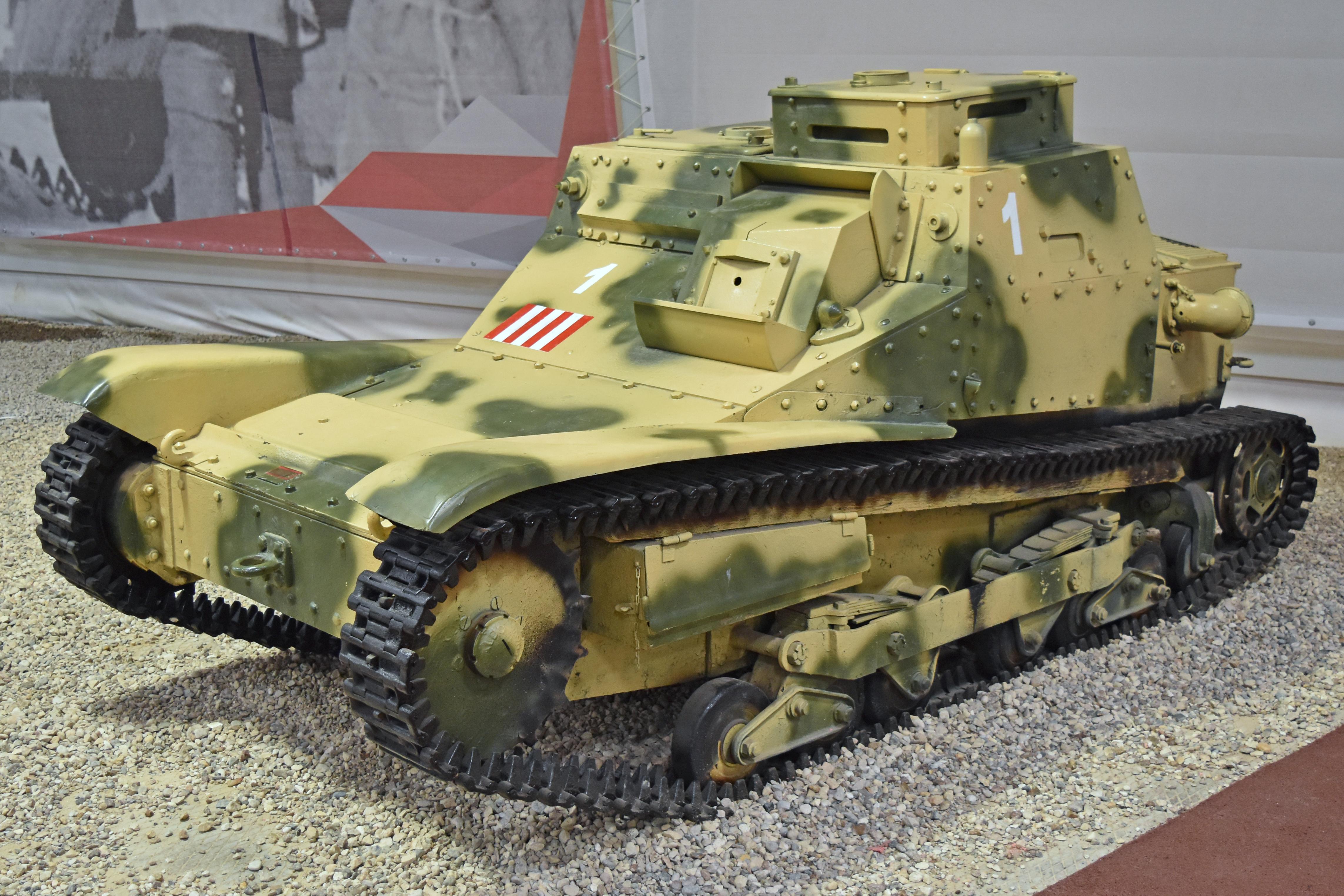 FileCarro Veloce CV 35 L3 35 Patriot Museum