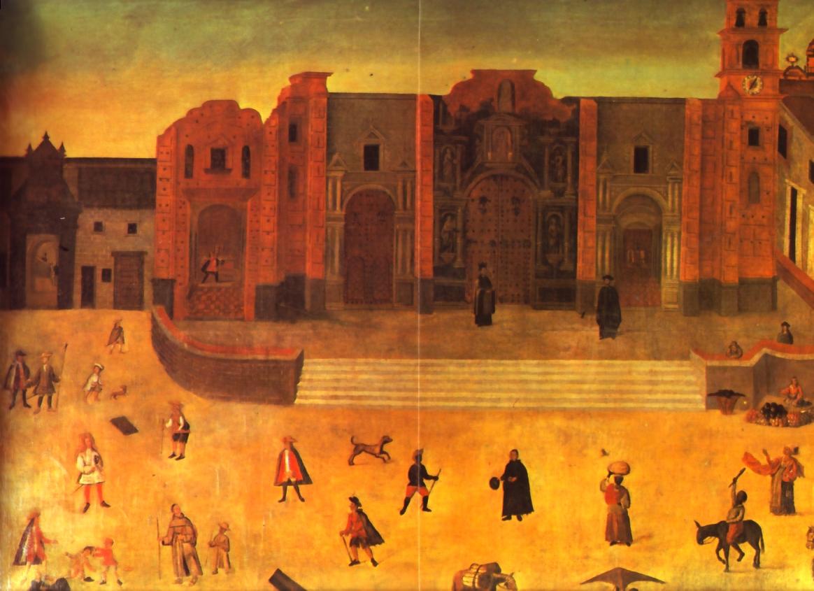 Terremoto de Lima de 1746 - Wikipedia, la enciclopedia libre