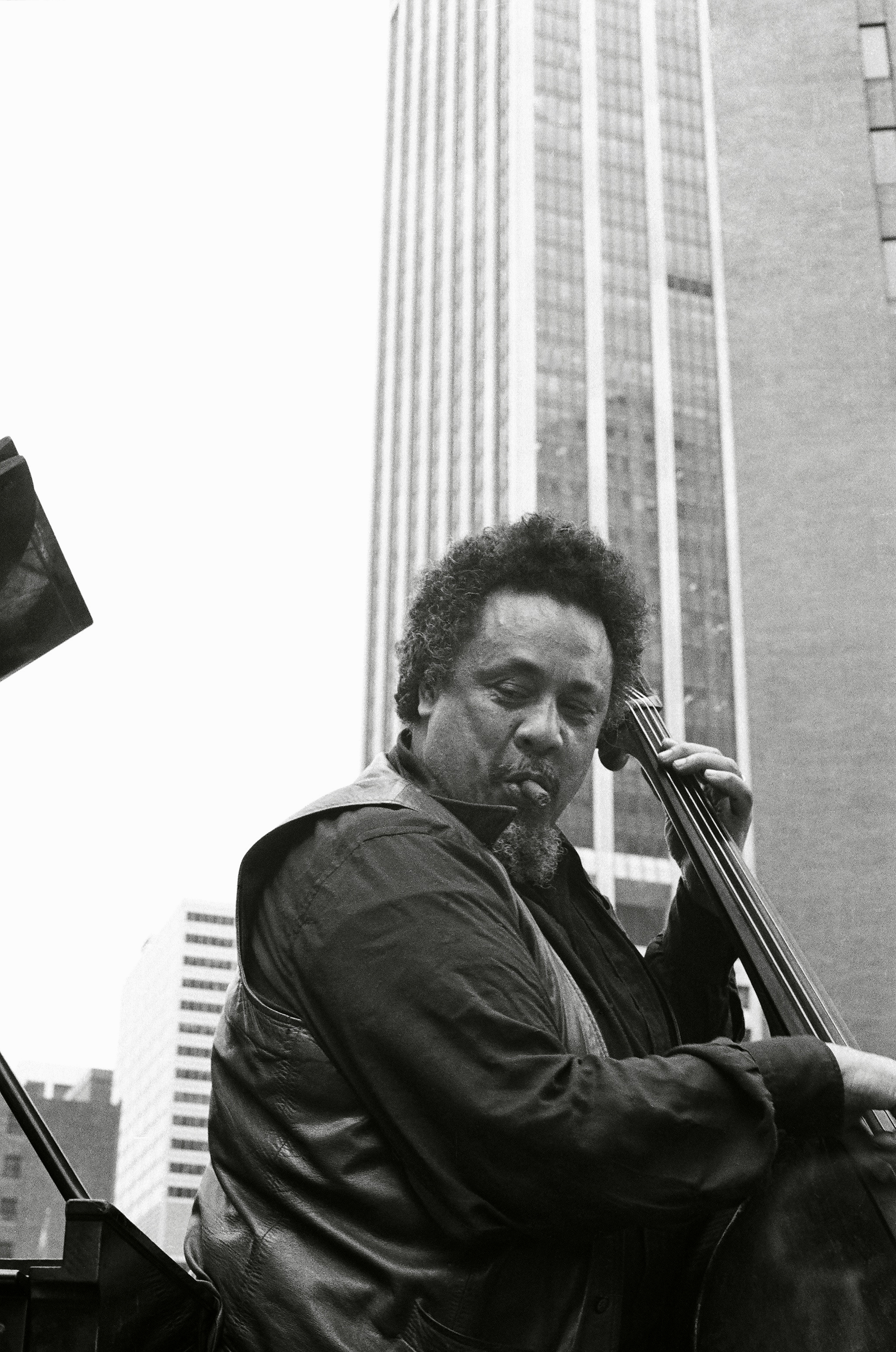 Charles Mingus, By Tom Marcello Webster, New York, USA (CHARLES MINGUS)