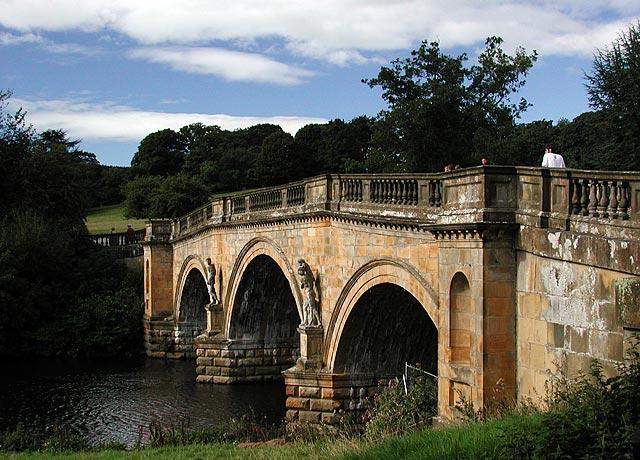 Chatsworth Bridge - geograph.org.uk - 112435