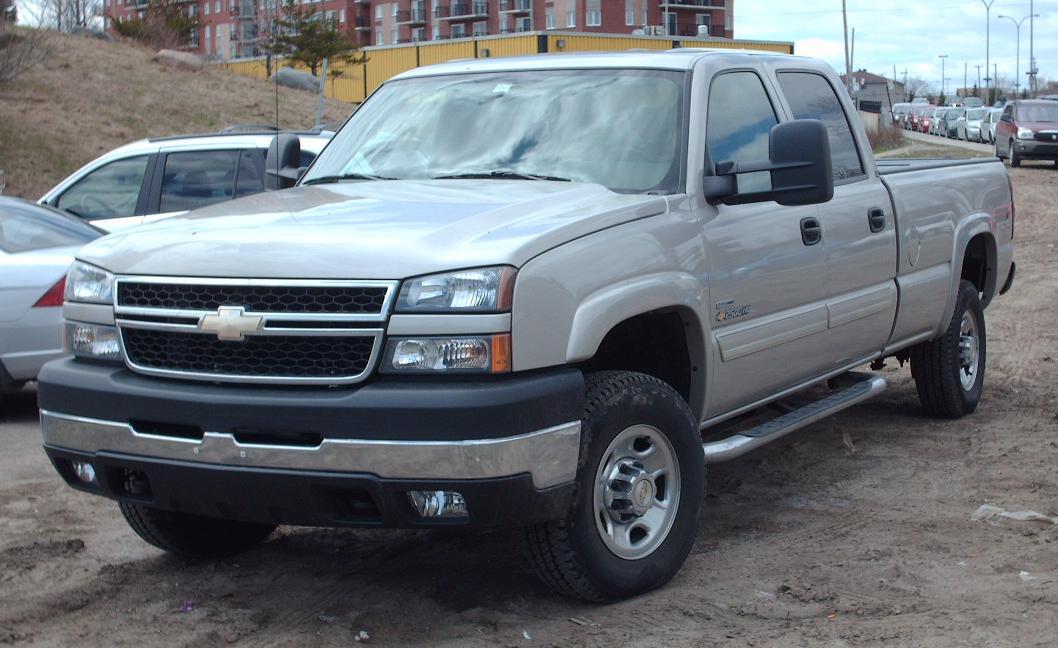 Chevy Silverado (wikimedia)
