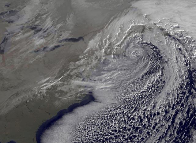 1978 blizzard satellite images