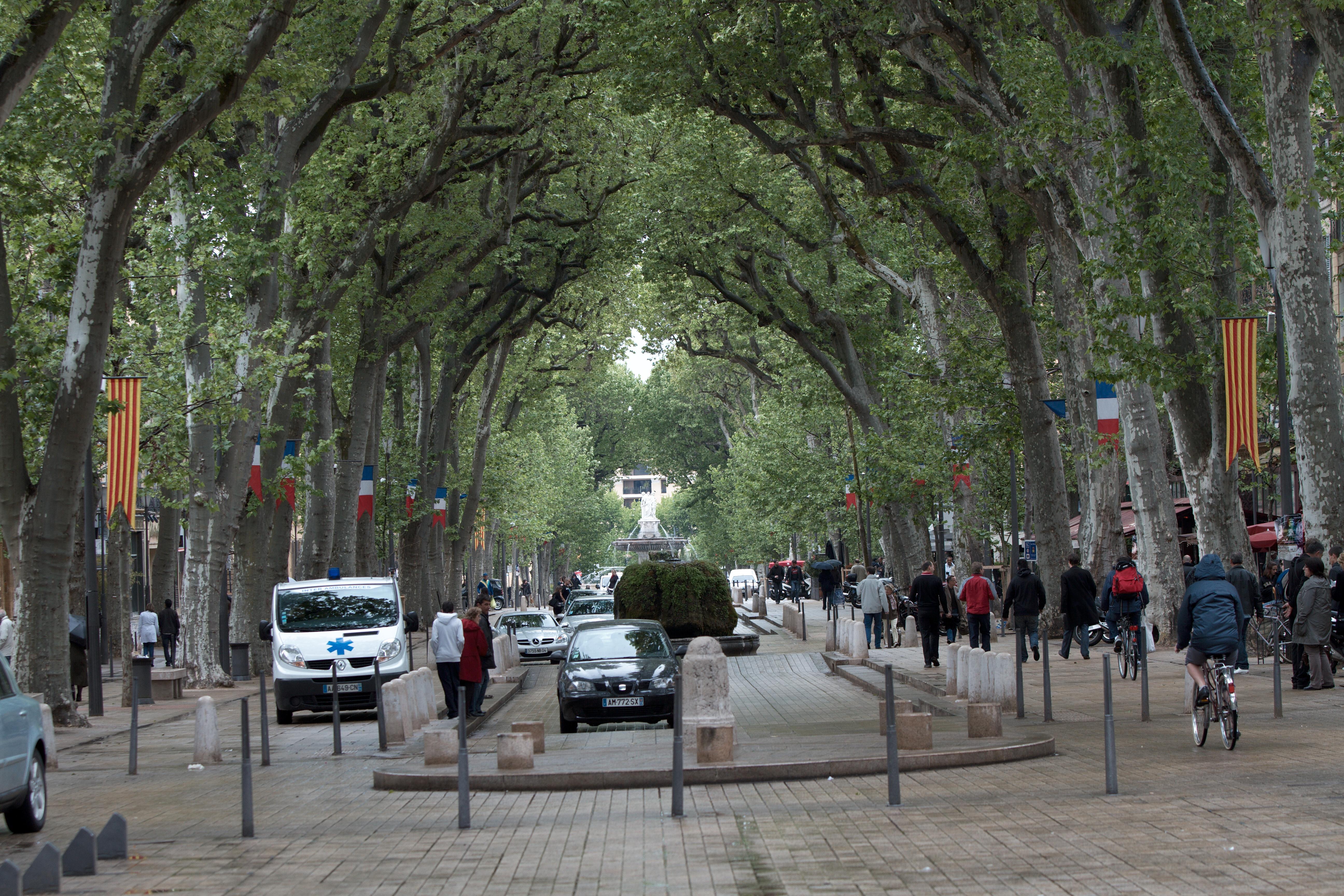 File cours mirabeau 20100508 aix en provence for Aix en provence cours de cuisine