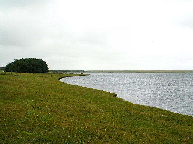Crowdy Reservoir - geograph.org.uk - 193901