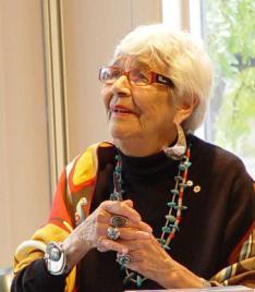 Daphne Odjig Canadian artist (1919-2016)