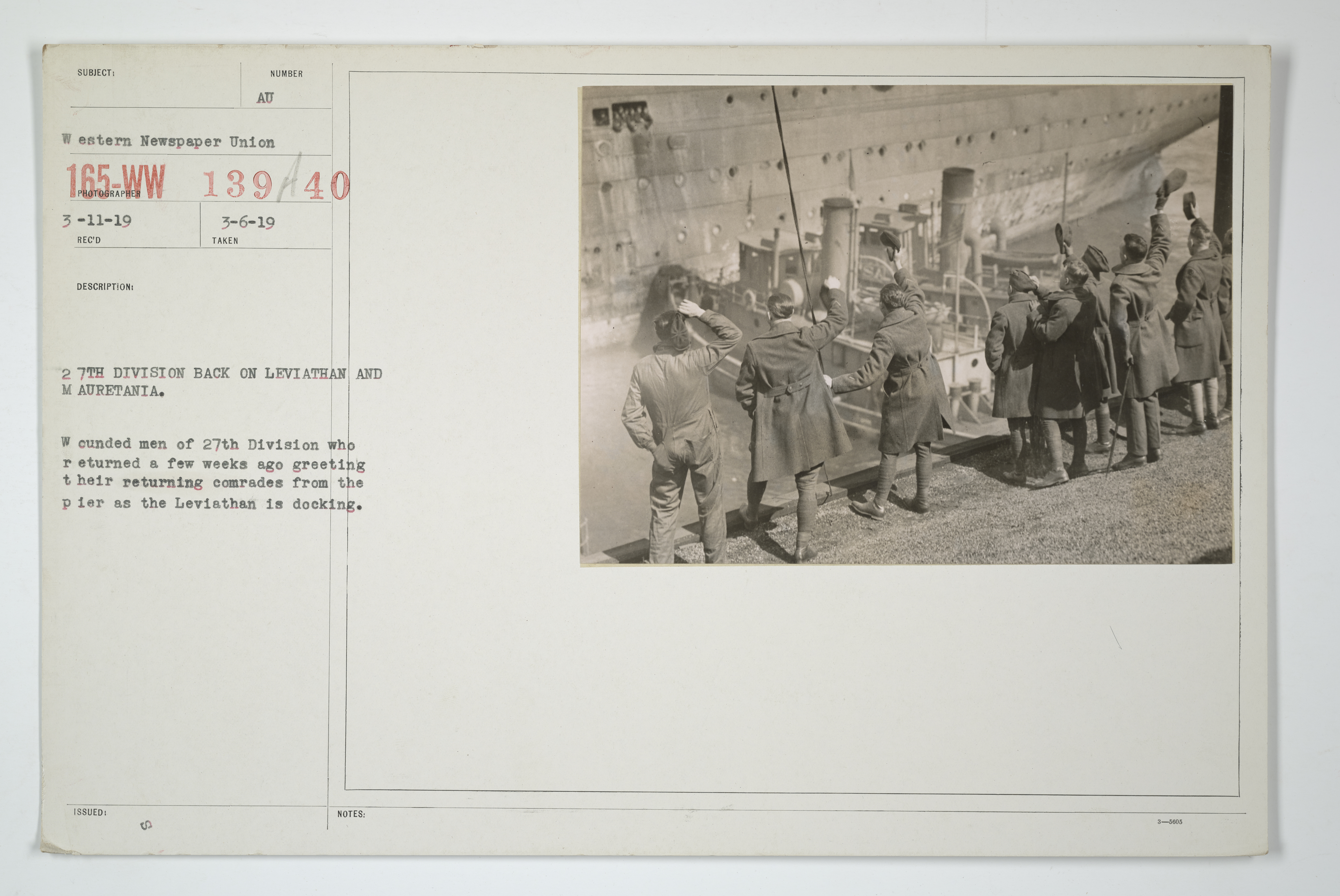 file demobilization arrivals home 27th division back on rh commons wikimedia org