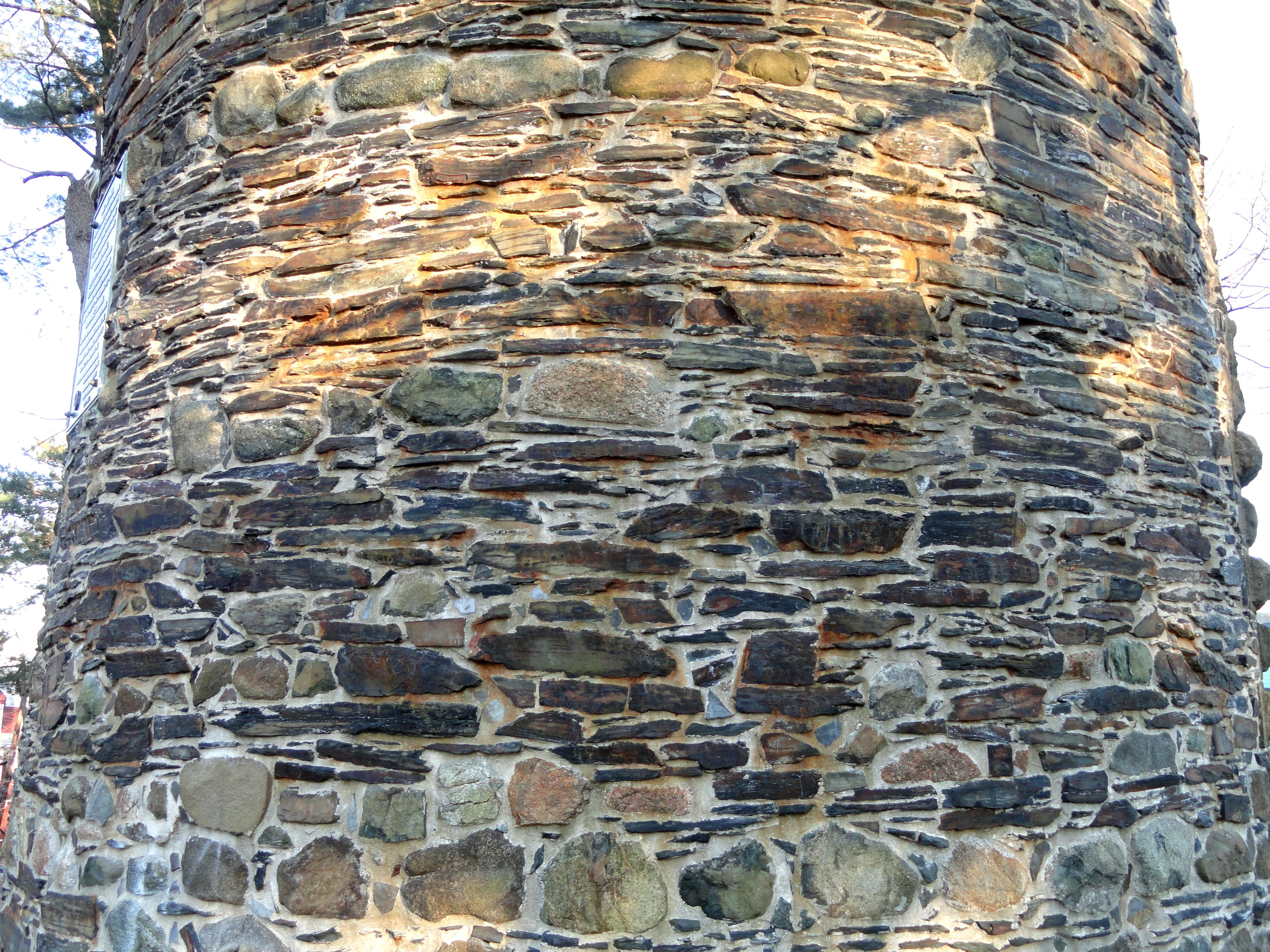 Detail of Old Powder House (Somerville, Massachusetts) - DSC04309.JPG
