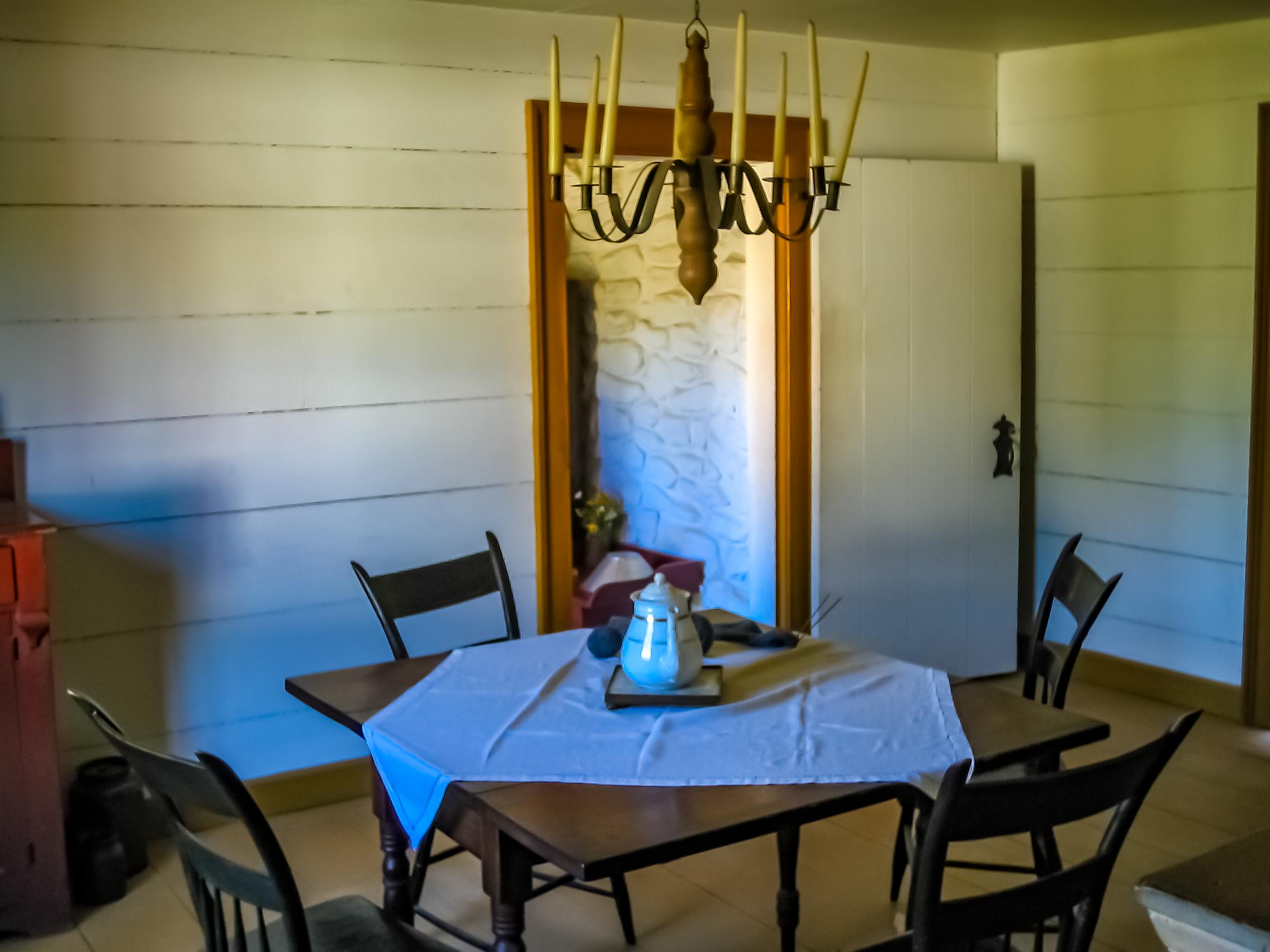 FileDining Room The Acadian historical village 40444787131jpg