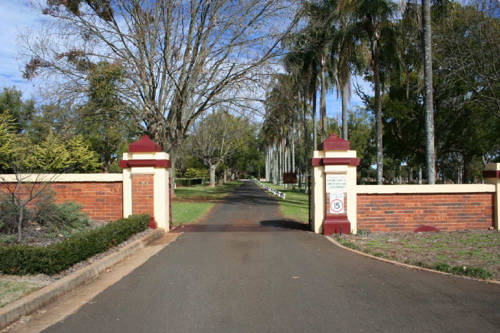 Drayton and Toowoomba Cemetery - Wikipedia