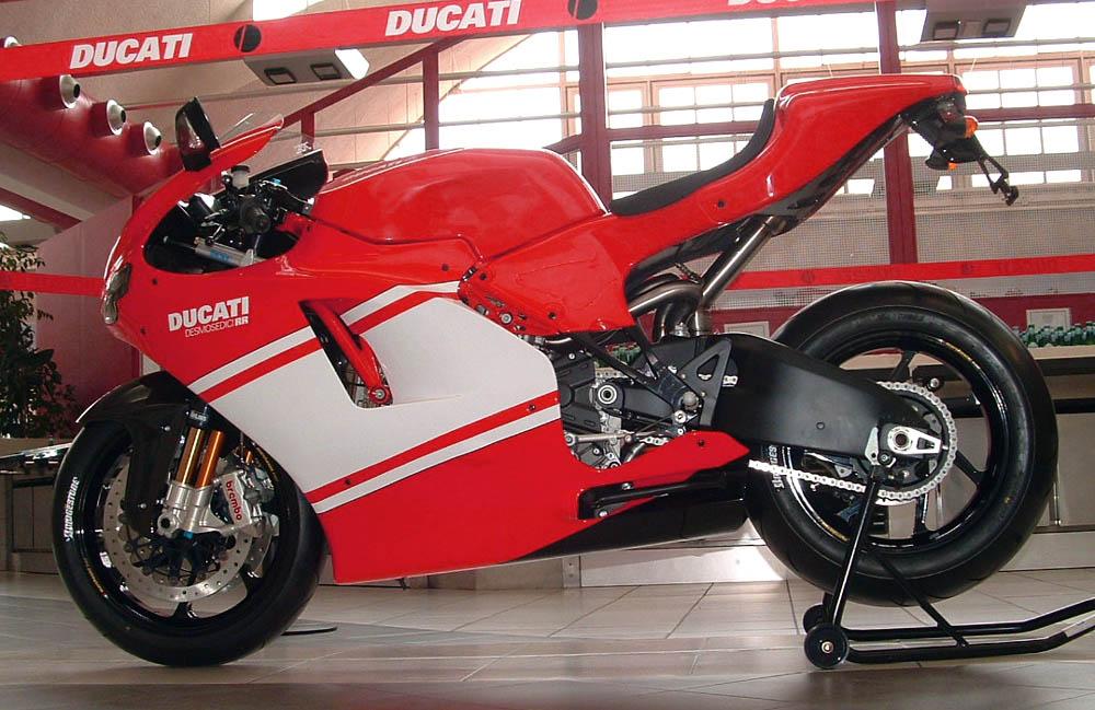 Is Ducati  A Superbike