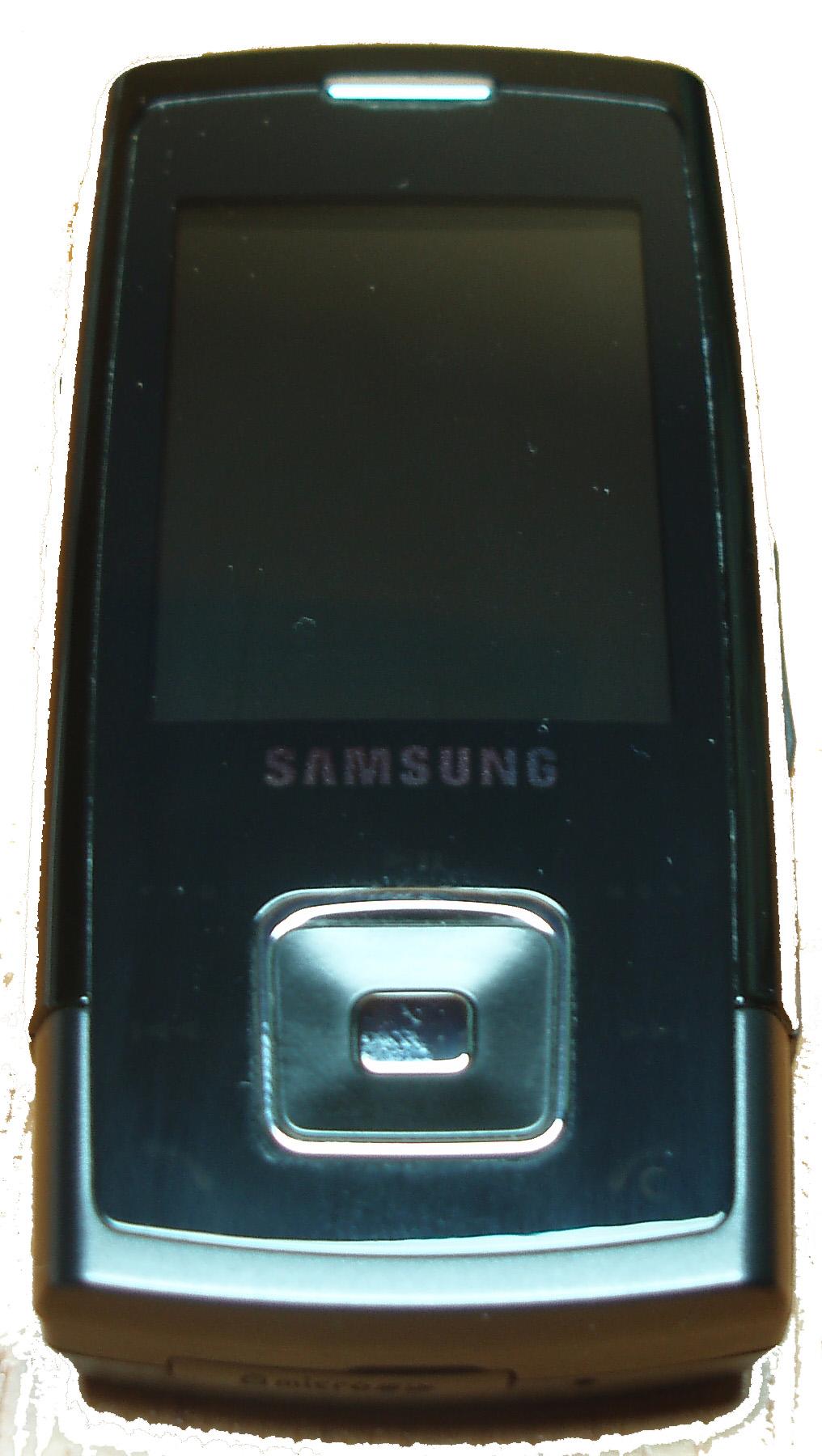 for samsung e900