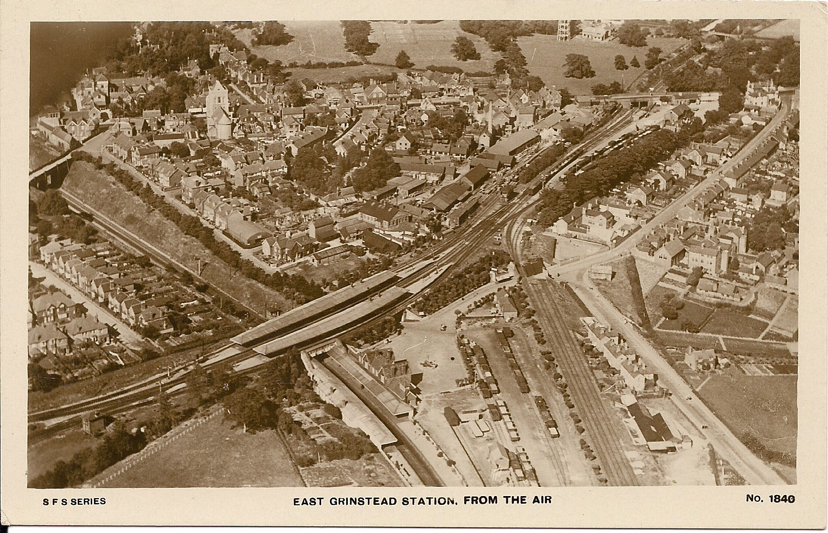 FileEast Grinstead station aerial viewjpg  Wikimedia Commons