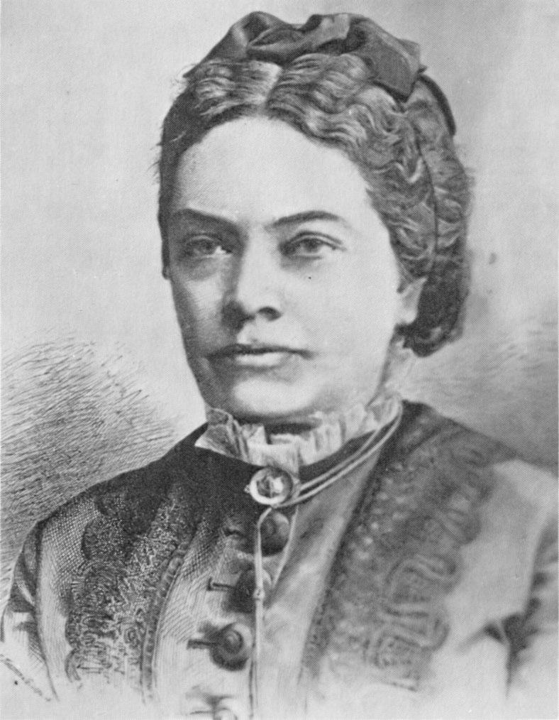 Marie von Ebner-Eschenbach.