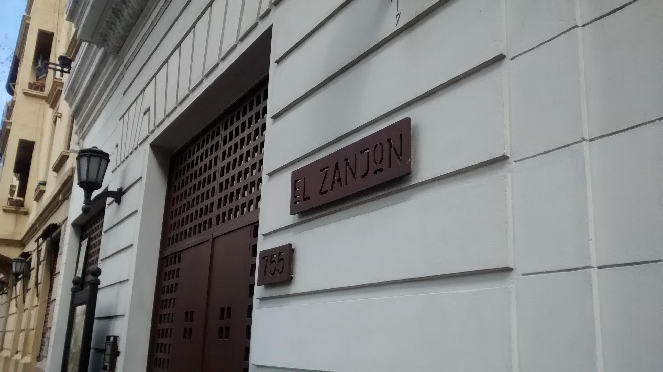Resultado de imagen para museo zanjon buenos aires