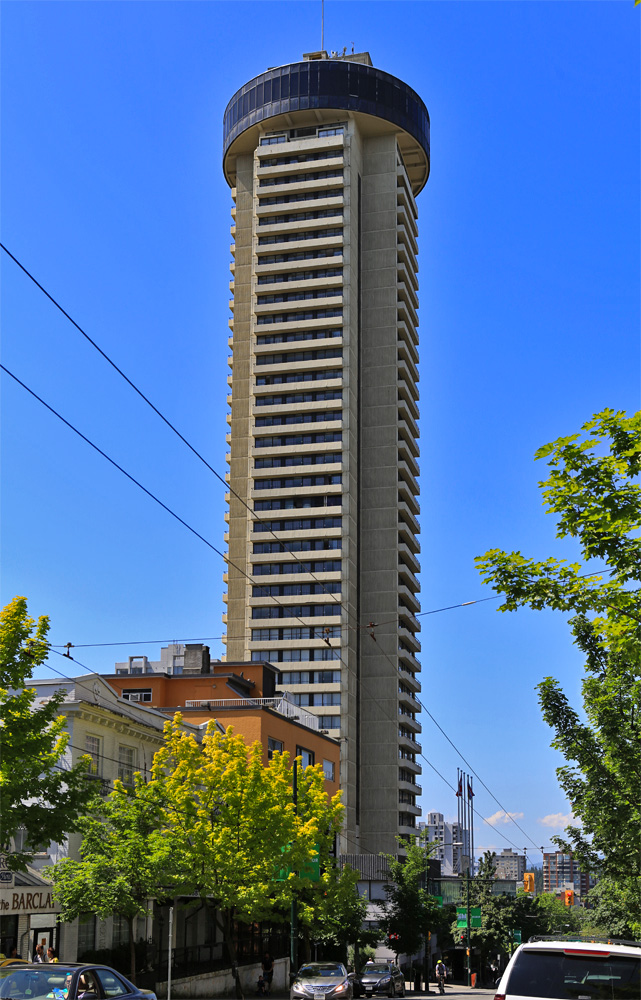 Imperial Landmark Hotel Vancouver
