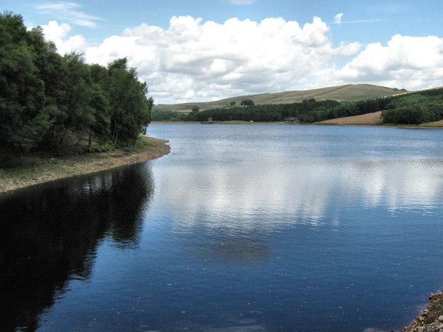 Errwood Reservoir - geograph.org.uk - 1565316
