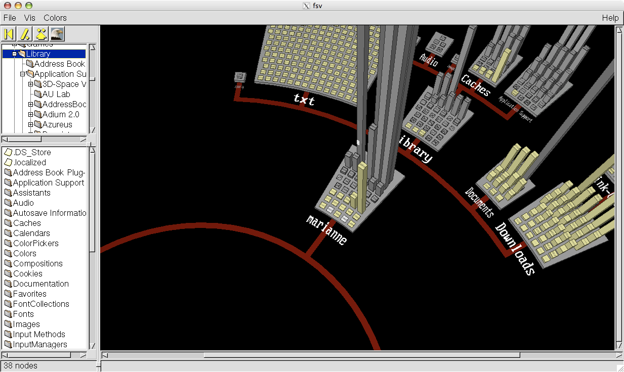 File System Visualizer - Wikipedia