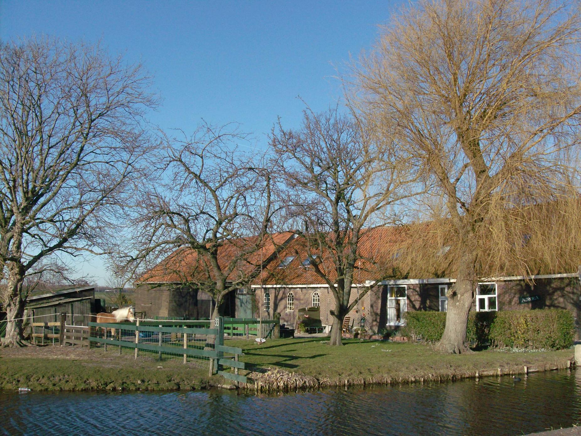 Bestand farm in wilsveen netherlands boerderij te for Farm house netherlands