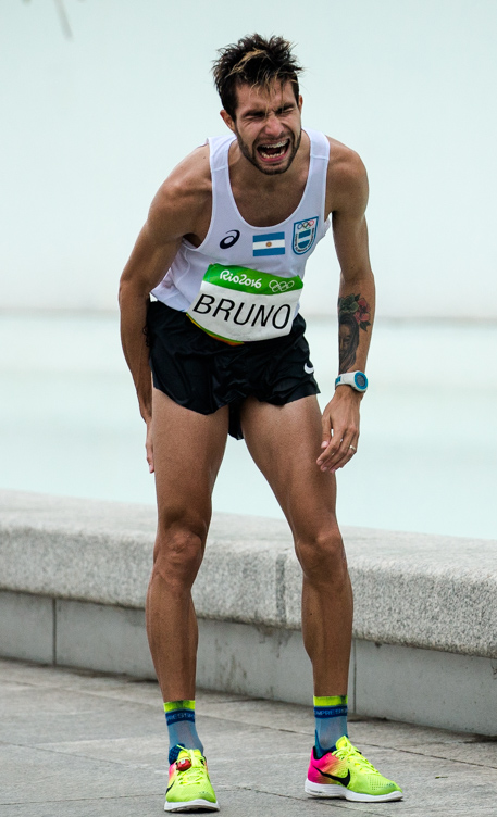 Bruno at the 2016 Olympics