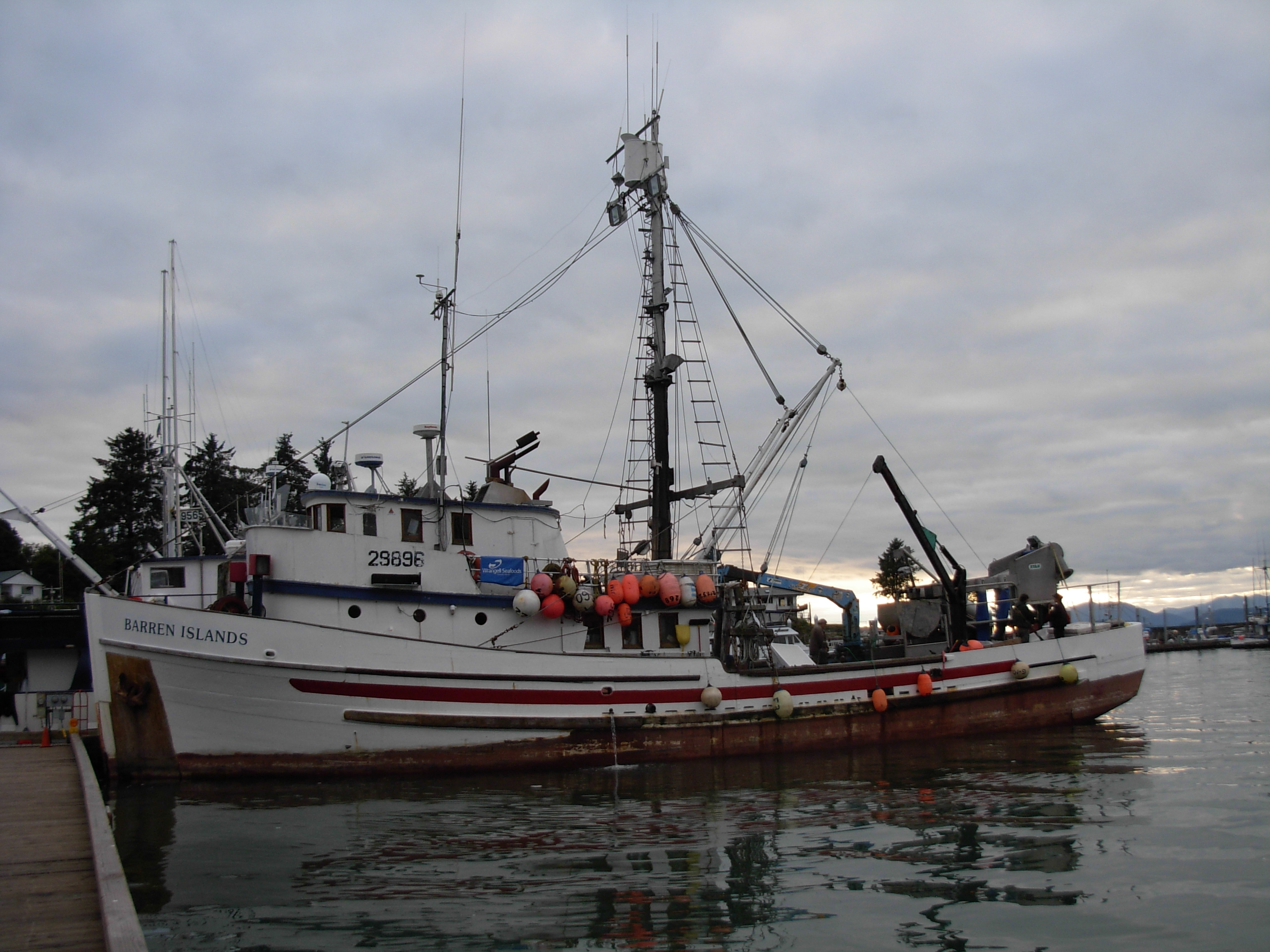 File fishing boat at wrangell wikimedia commons for Seattle fishing jobs