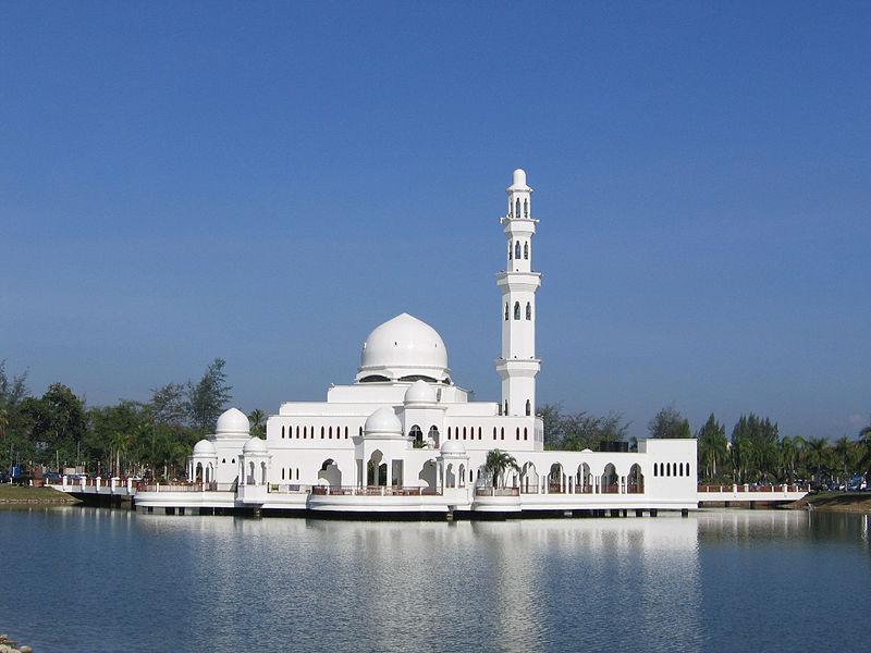 Vé máy bay giá rẻ đi Kuala Terengganu Malaysia