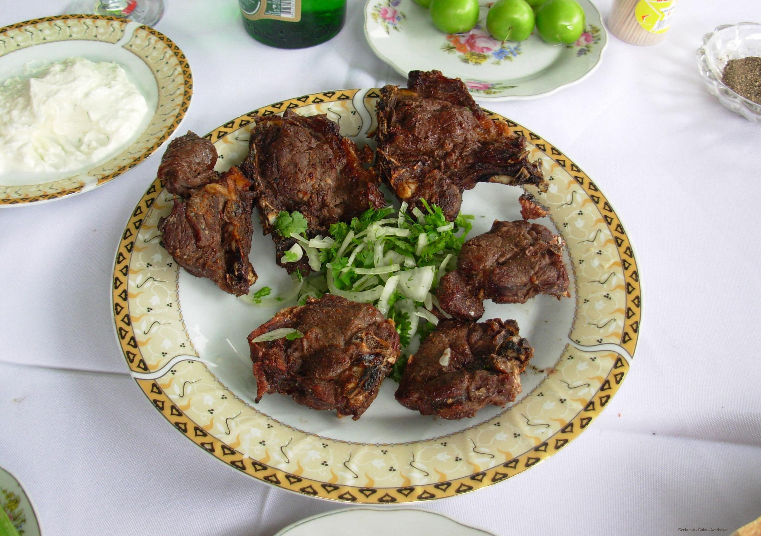 w ne food gechresh azerbaijan w k pediya