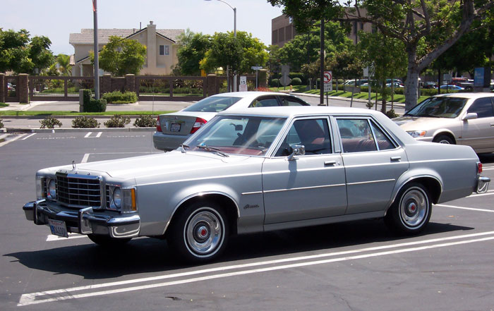 File:Ford Granada (North-America).jpg