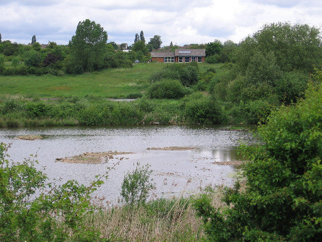 Forge Mill Lake - geograph.org.uk - 41470