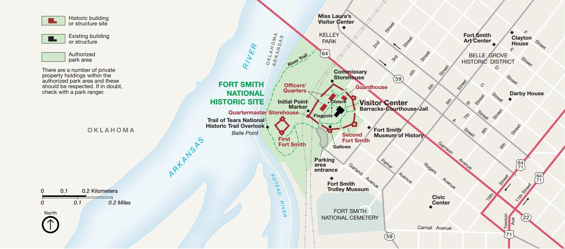 FileFort smith park mapjpg Wikimedia Commons