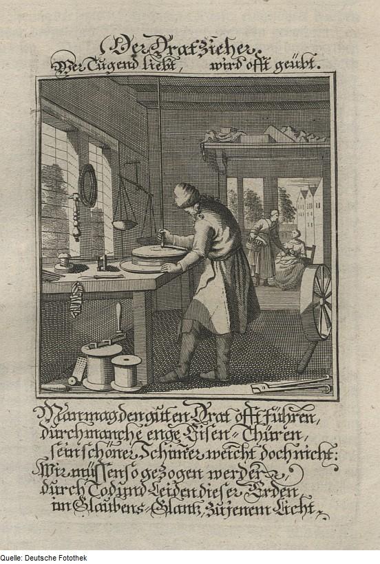 File:Fotothek df tg 0008547 Ständebuch ^ Beruf ^ Handwerk ^ Draht ...