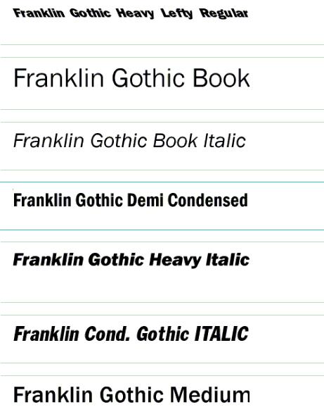 Ficheiro:Franklin Gothic png – Wikipédia, a enciclopédia livre